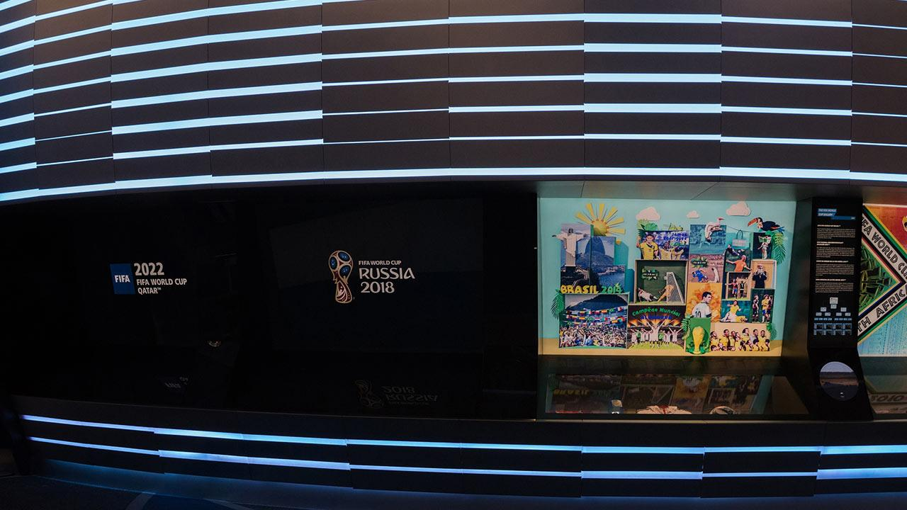 Städtetripp nach Zürich - FIFA World Football Museum in Zürich