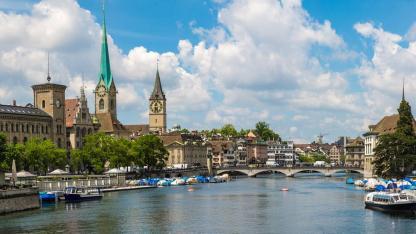 Städtetripp nach Zürich