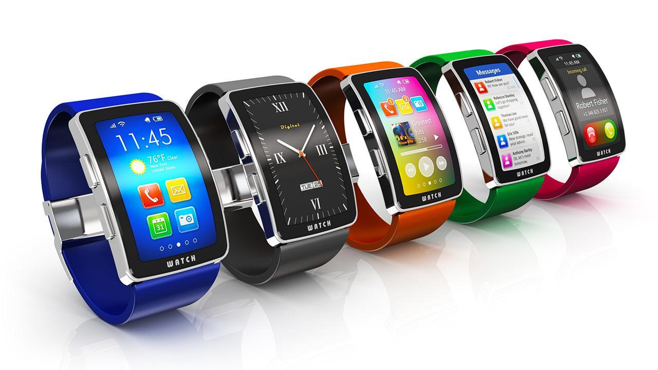 Smartwatch - der digitale Doktor - verschiedene Smartwatches